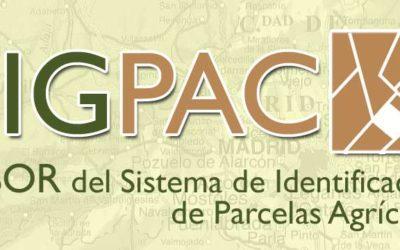 Sistema Información Geográfica Parcelas Agrícolas (SIGPAC)