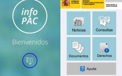 Ahora la PAC también en tu móvil con InfoPAC