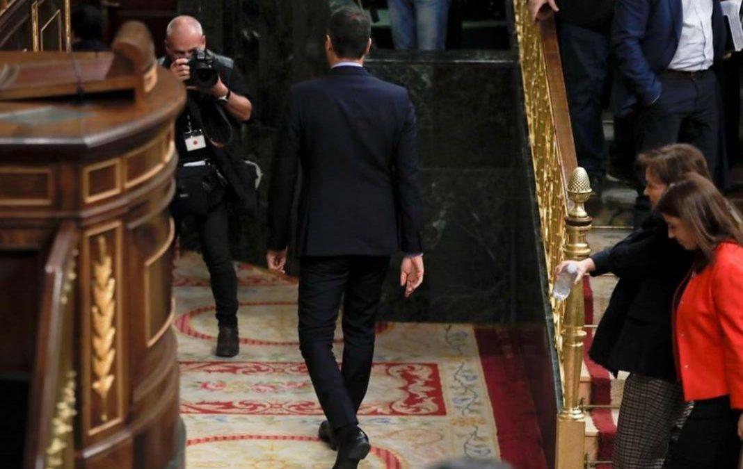 PEDRO SÁNCHEZ CONVOCA ELECCIONES EL DÍA 28 DE ABRIL Y SE PARALIZA EL AUMENTO EN LOS PRESUPUESTOS DE AGRICULTURA