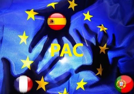 TRAS EL RECORTE DE LA PAC 2021. ESPAÑA, FRANCIA Y PORTUGAL HACEN FRENTE COMÚN PARA EVITAR DICHO RECORTE EN LA PAC